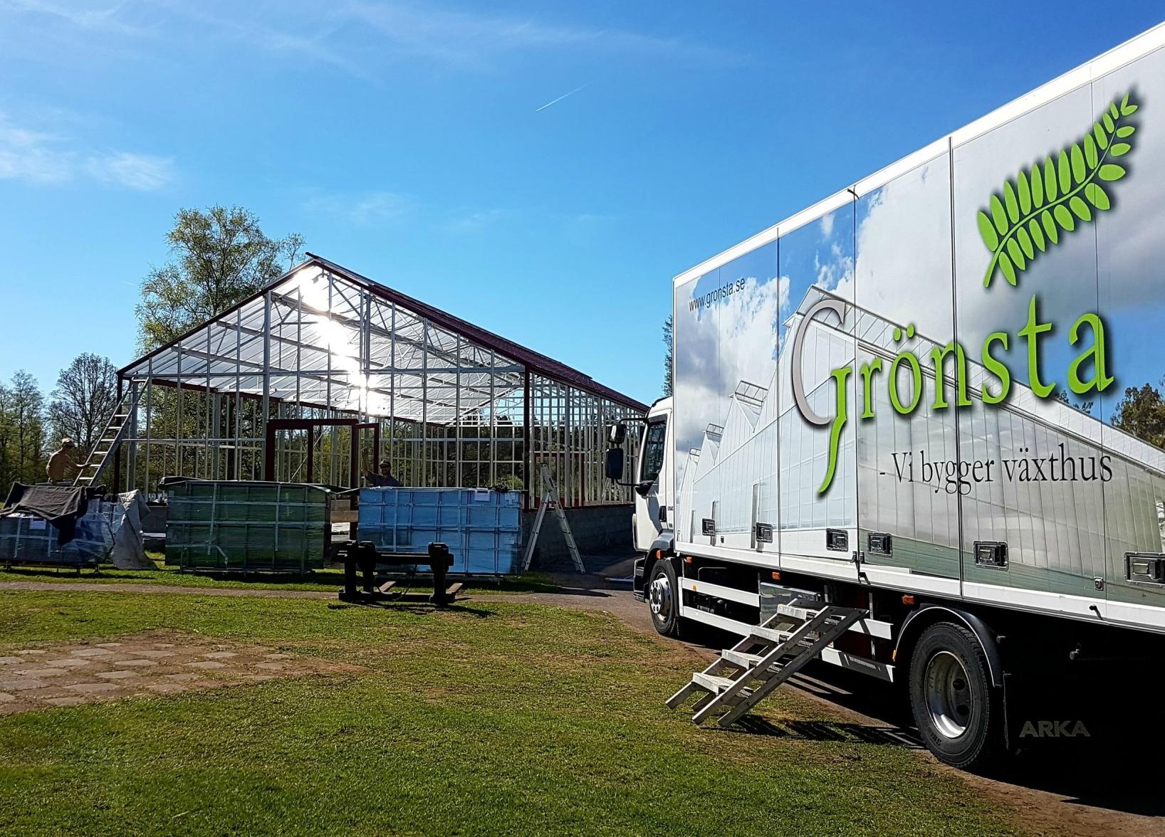 sustainability greenhouse orangery aquaponic