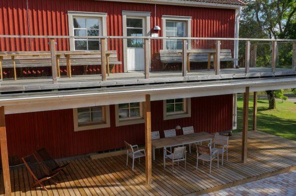 hyra hus över midsommar landsbygden